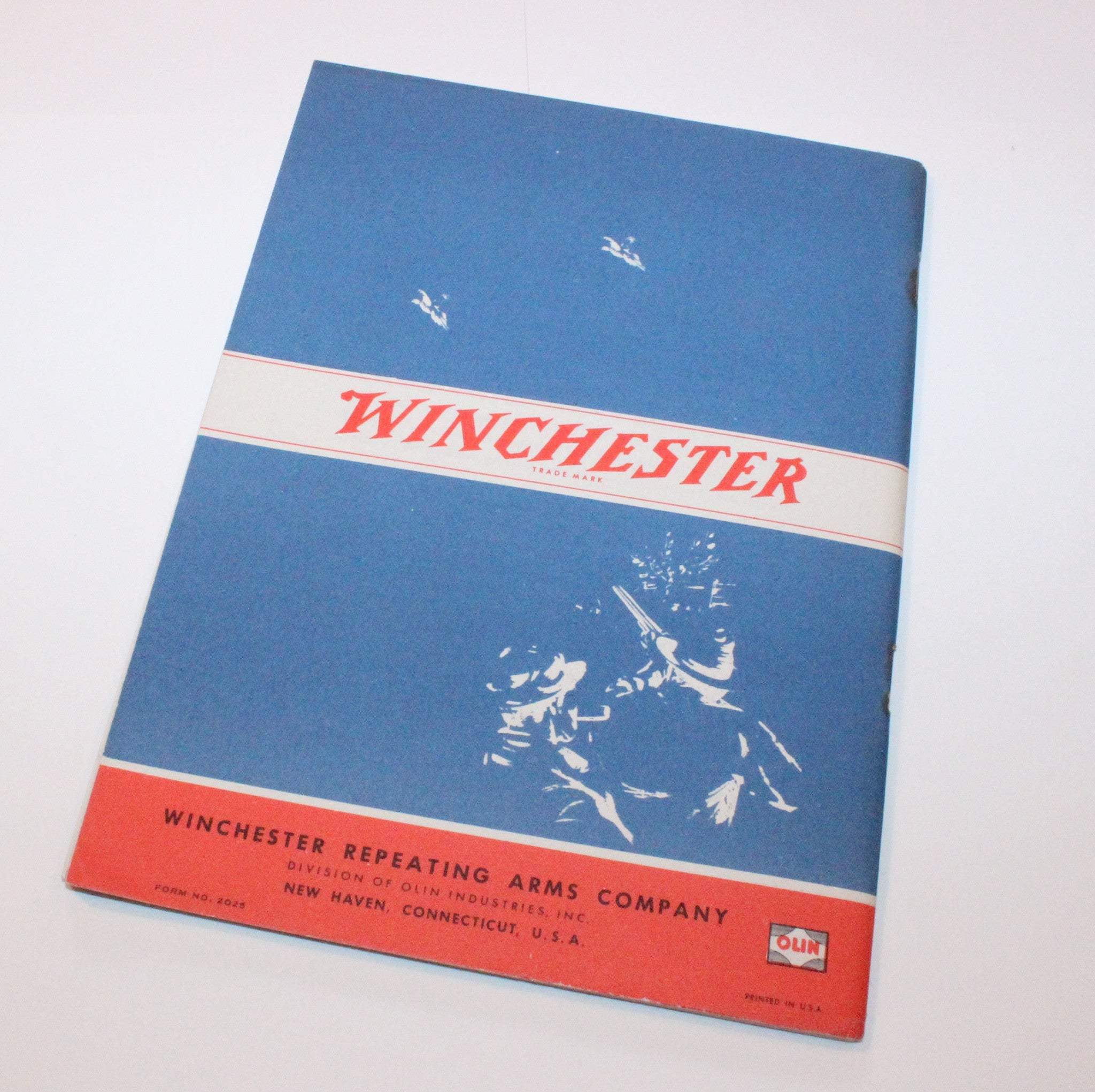1950s Winchester General Catalog - No. 2025