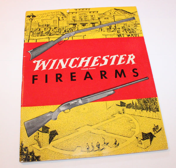 1955 Winchester Full Color Catalog - No. 2281