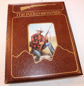 "The Rifleman's Rifle Book by Roger Rule - Signed ""Author's 1st Edition"" Deluxe Book"