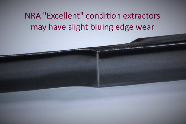 Extractor - Magnum Calibers - Polish-Blued Finish