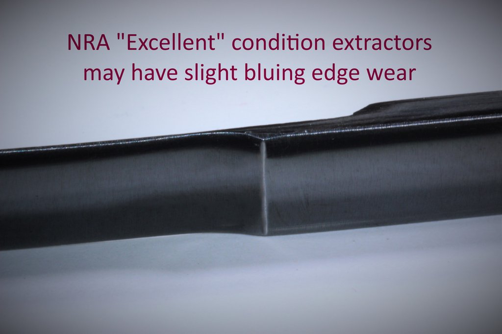 Extractor - Standard Calibers - Rust-Blued Finish