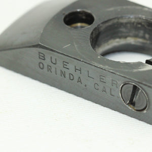 Buehler Two-Piece Scope Mount