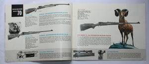 1963 Winchester & Western Sporting Arms & Ammunition Catalog - No. 3AF0002