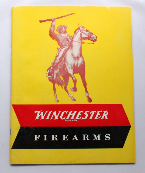 1952 Winchester Full Color Catalog - No. 2037R-53