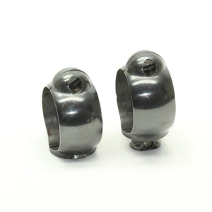 "Buehler 1"" Two-Piece Scope Rings"