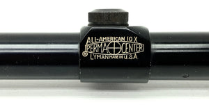 "Lyman ""All-American"" 10x Adjustable Objective Scope"