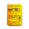 NATTi Bar Dark Chocolate, Box of 16