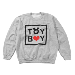 TOY BOY CREW NECK