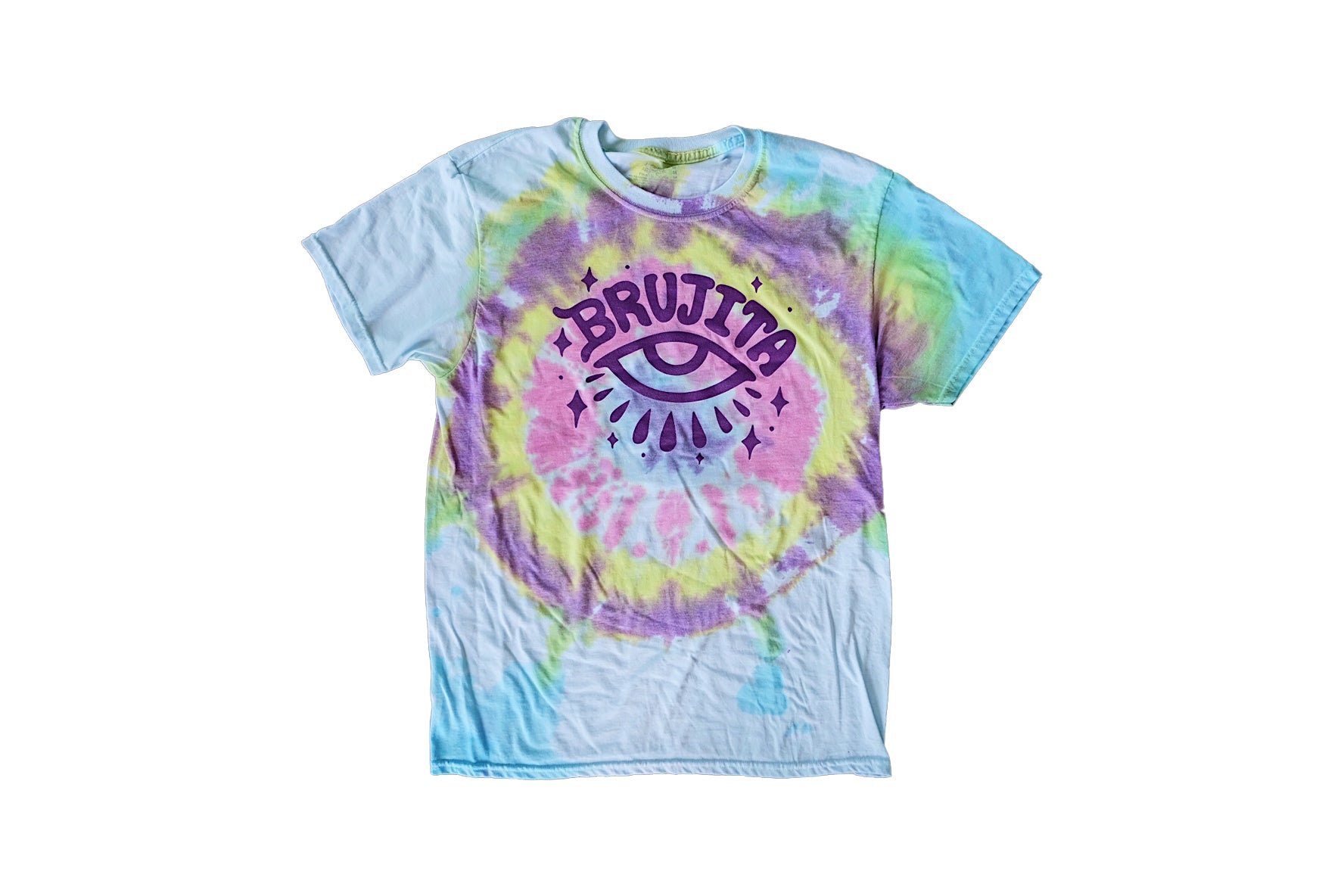 On Point BRUJITA Vintage Tie Dye Tee