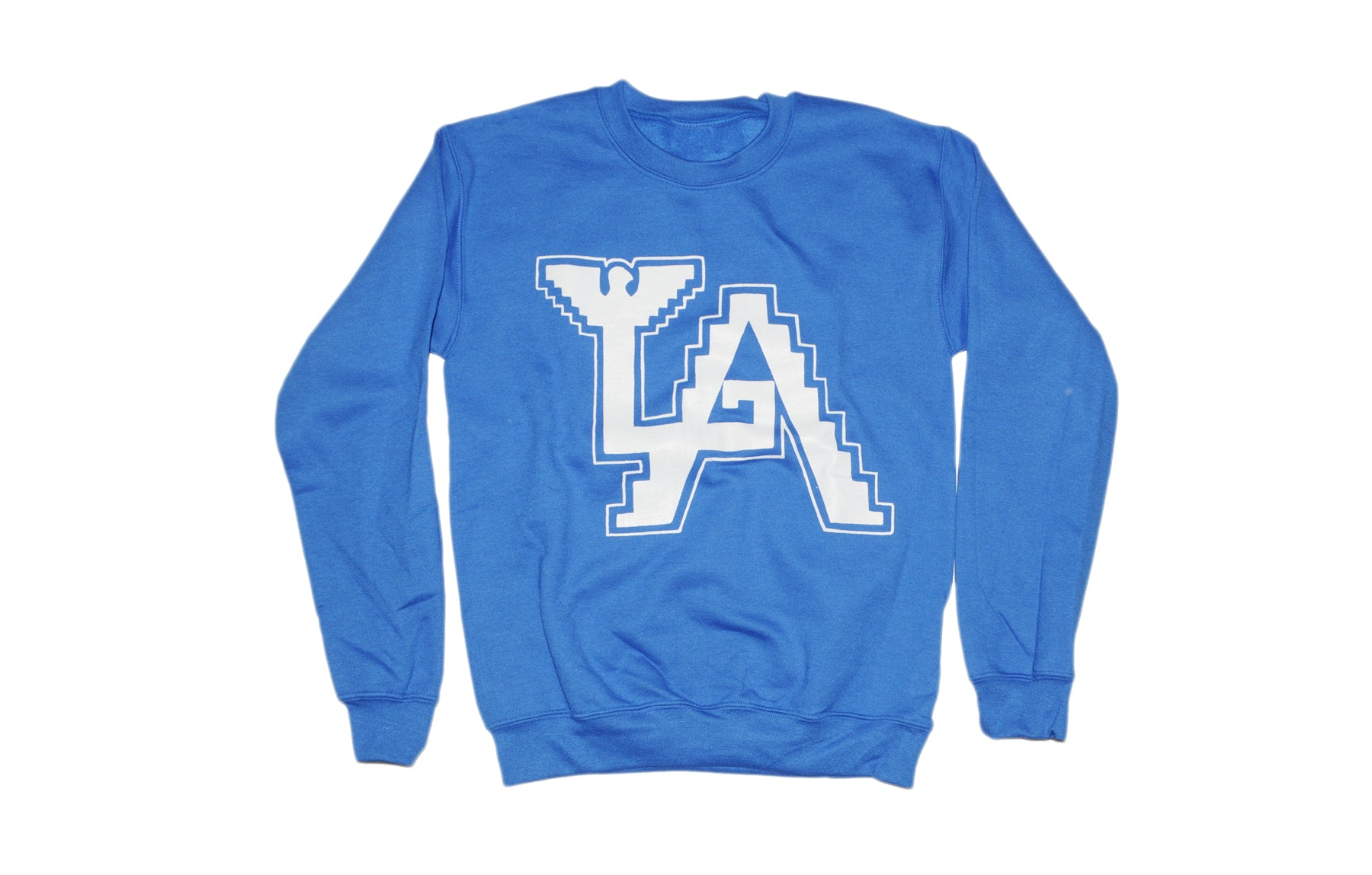 AztLAn Blues Sweatshirt
