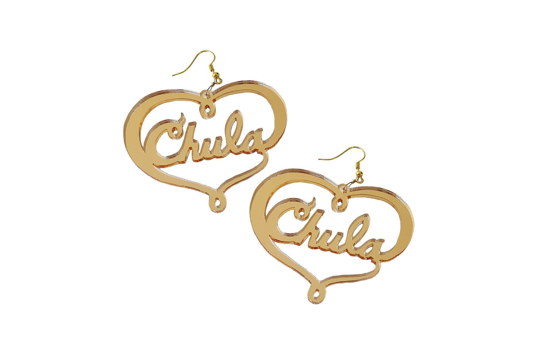 Chula De Mi Corazon Earrings