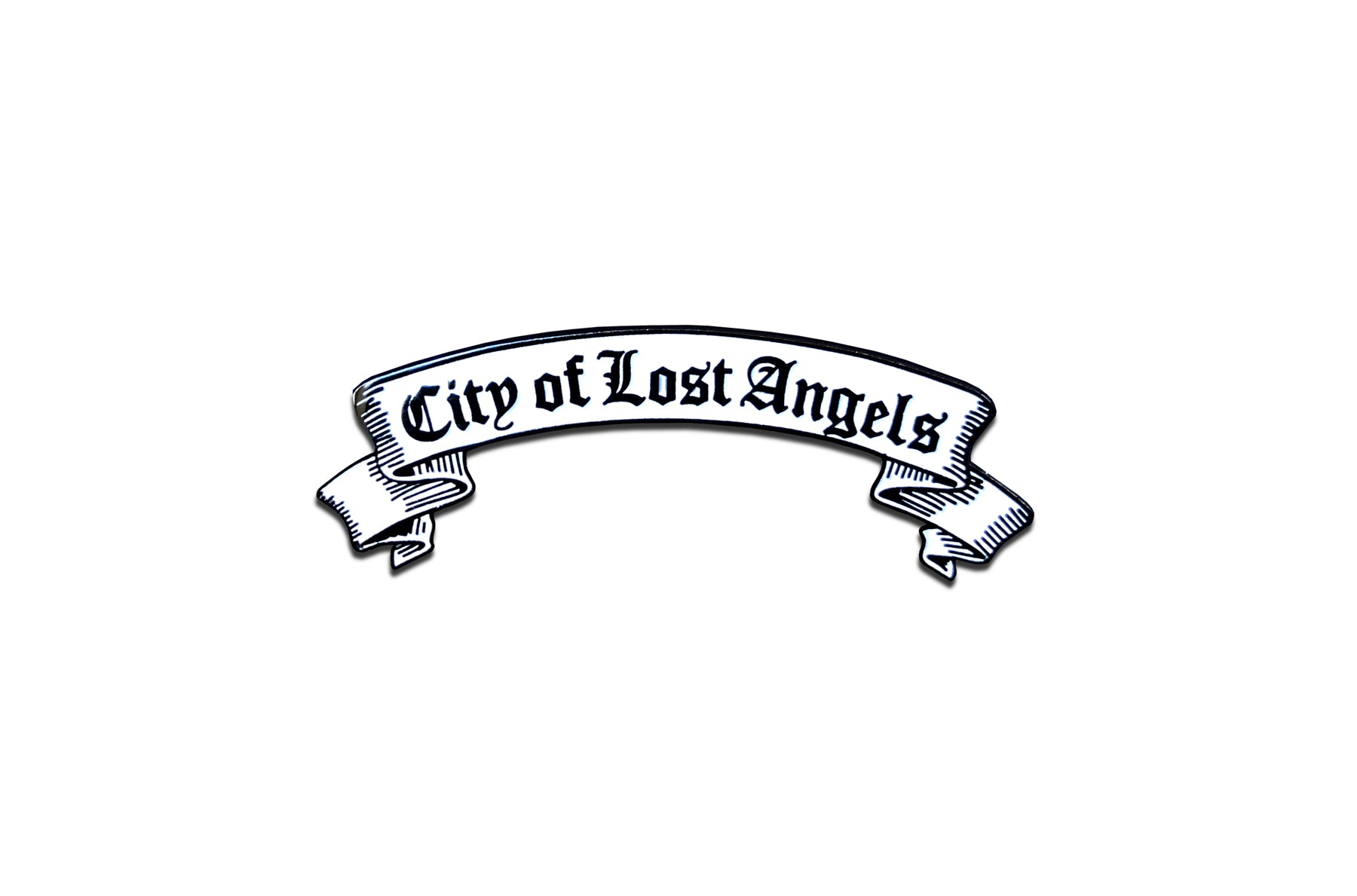 Lost Angels Pin