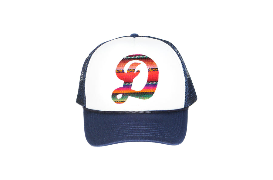 Doyers Zarape Trucker Hat