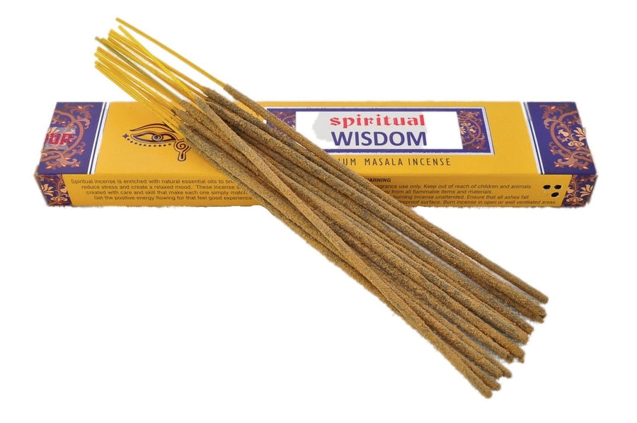 Spiritual Wisdom Incense Sticks