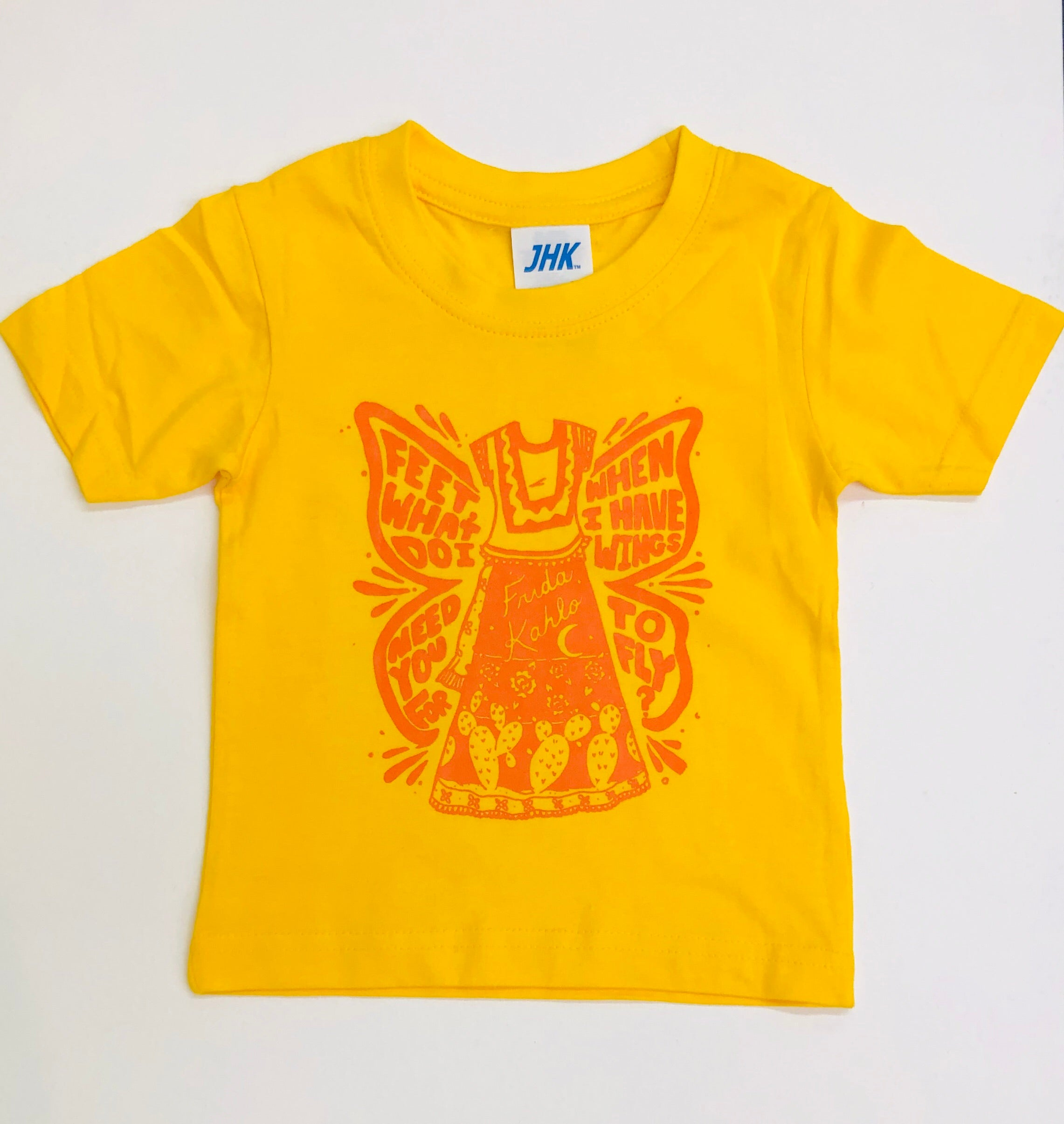 Frida Monarca Kids Tee