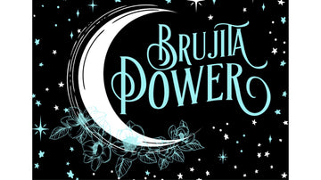 Brujita Power Sticker