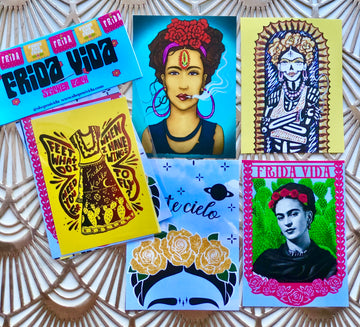 Frida Vida Sticker Pack