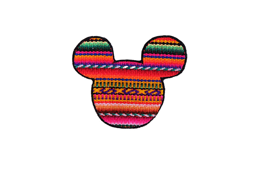 Mouse Ears Patch