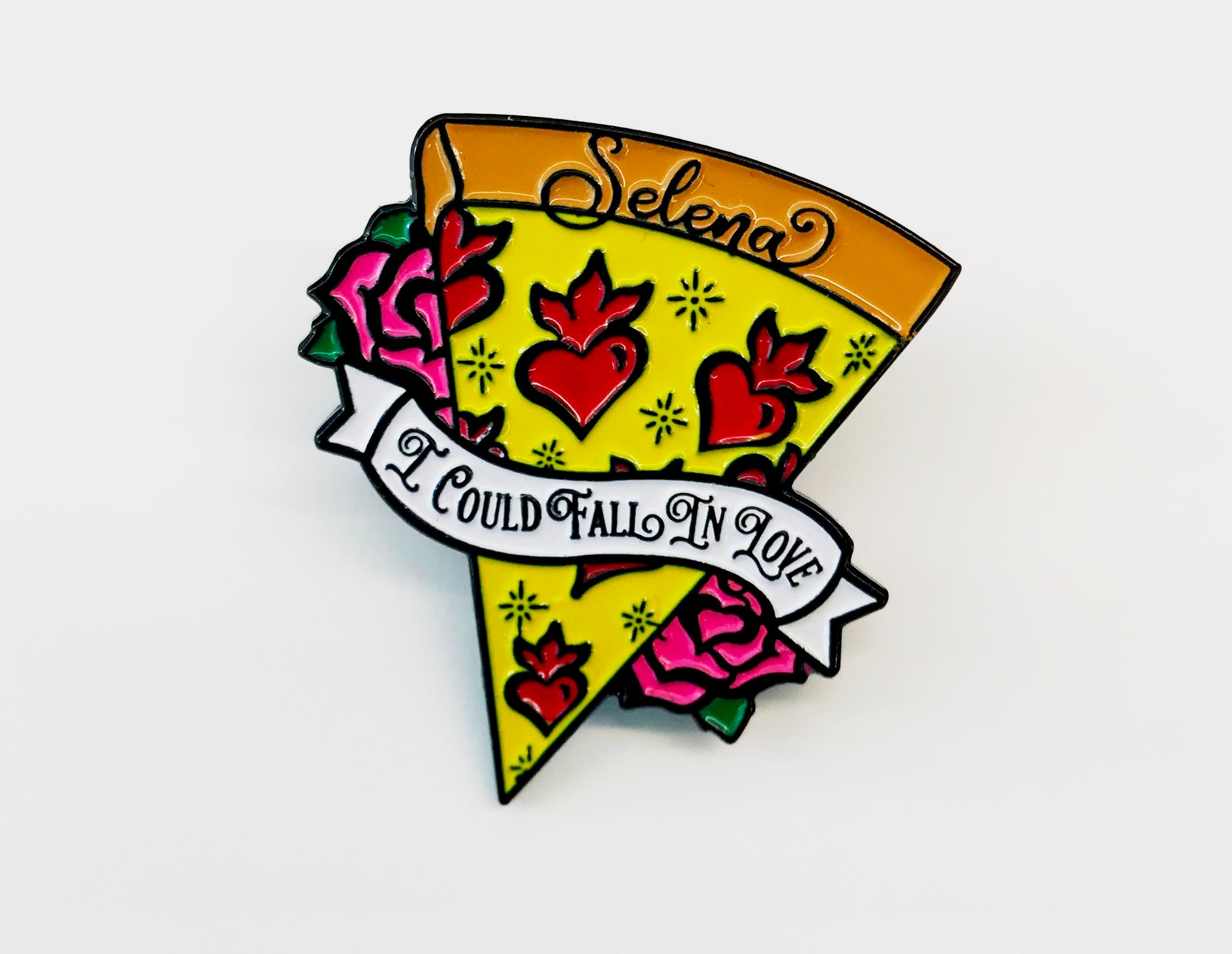 La Reina Pizza Pin