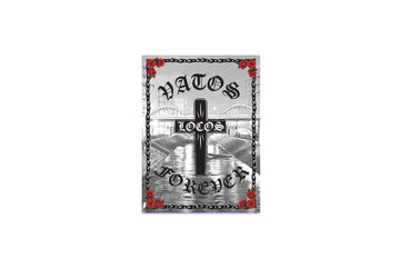 Vatos Locos Forever Sticker