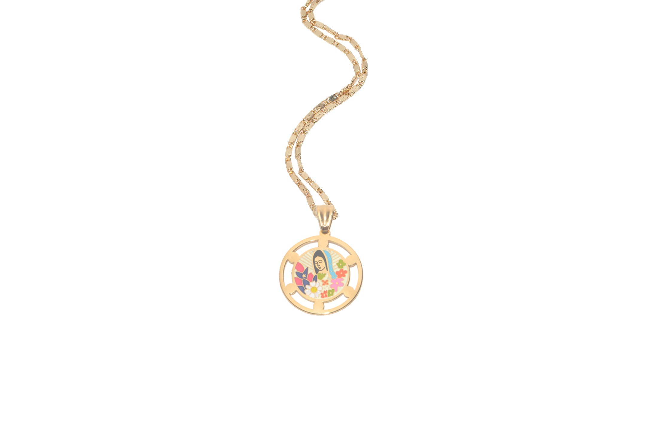 Virgen de Maravilla Necklace
