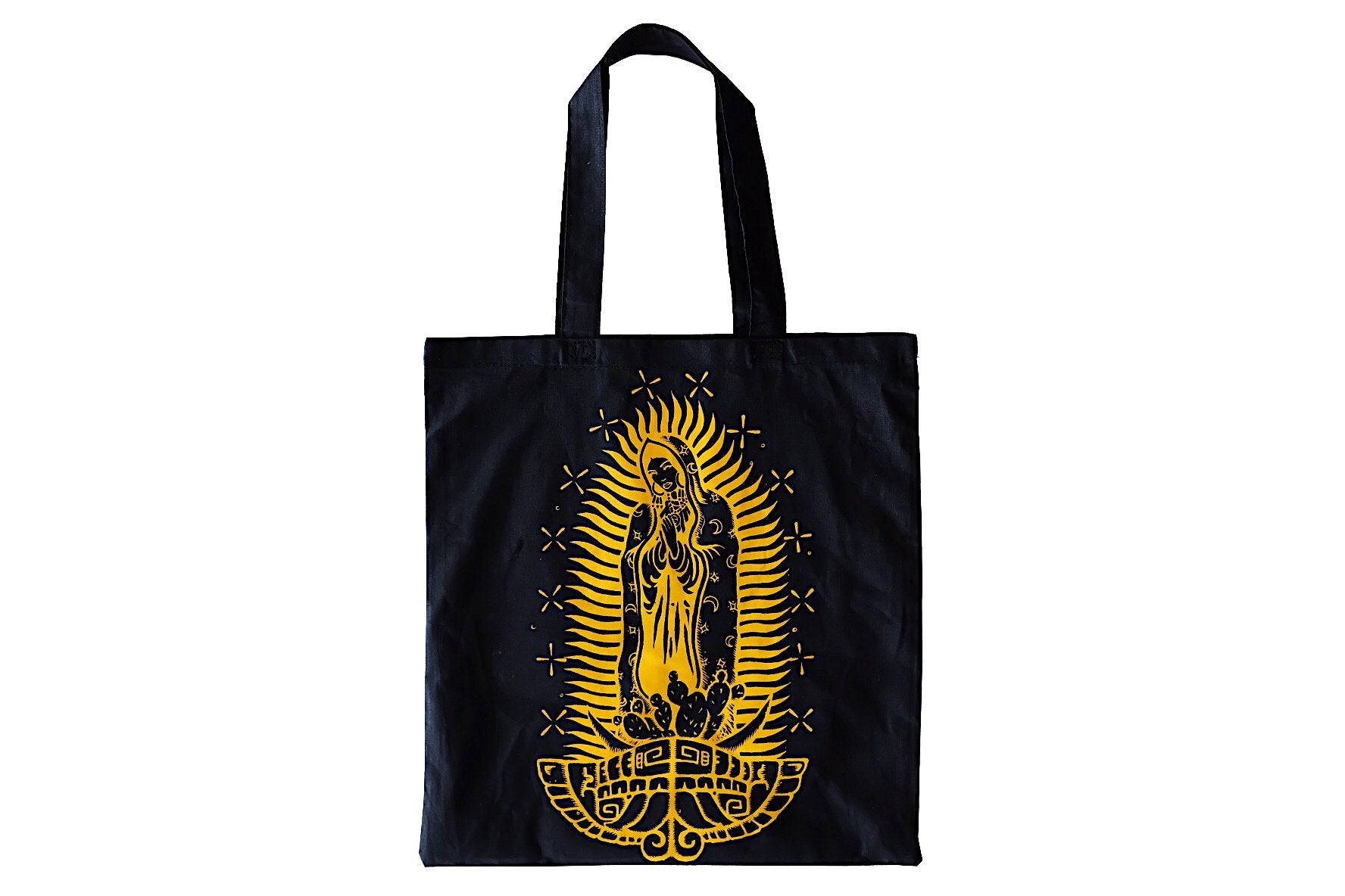 Virgencita Protection Tote