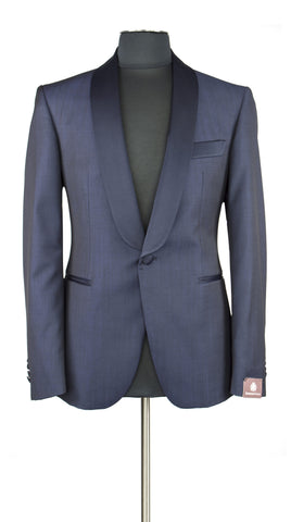 Grey Tuxedo Men Jacket