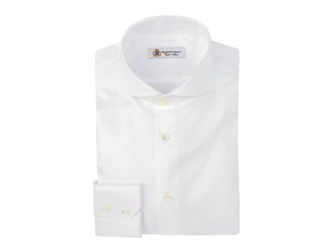 Solid White Summer Shirt