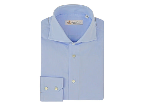 Solid Blue Summer Shirt