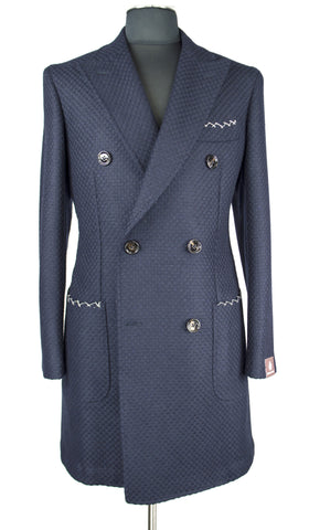 Dark Grey Overcoat