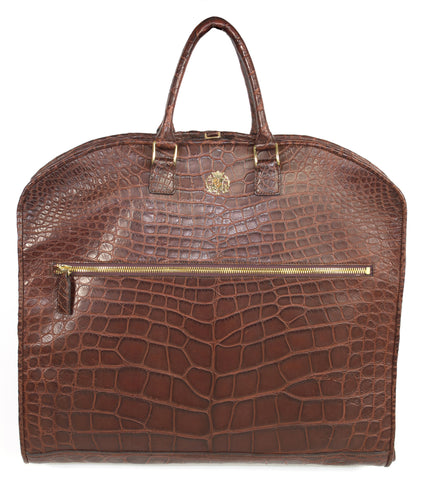 Brown Garment Bag
