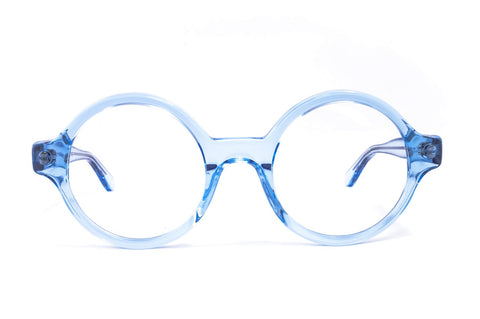 Light Blue Eyeware