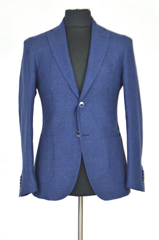 Navy Blue Spring Jacket