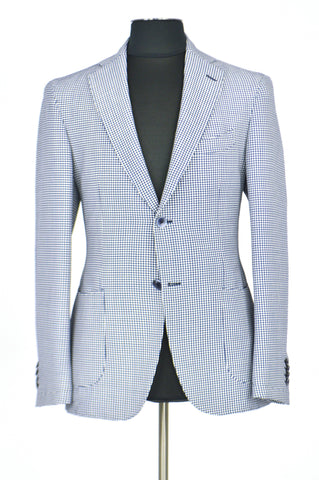 Houndstooth Spring Jacket