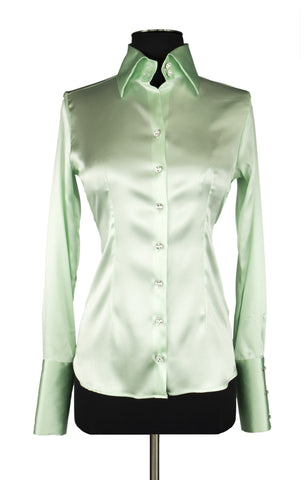 Light Green Blouse