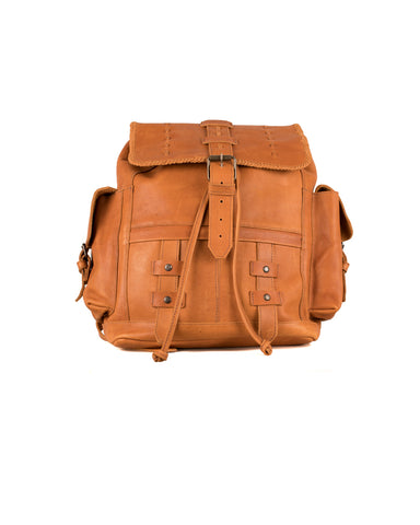 Leather backpack Australia