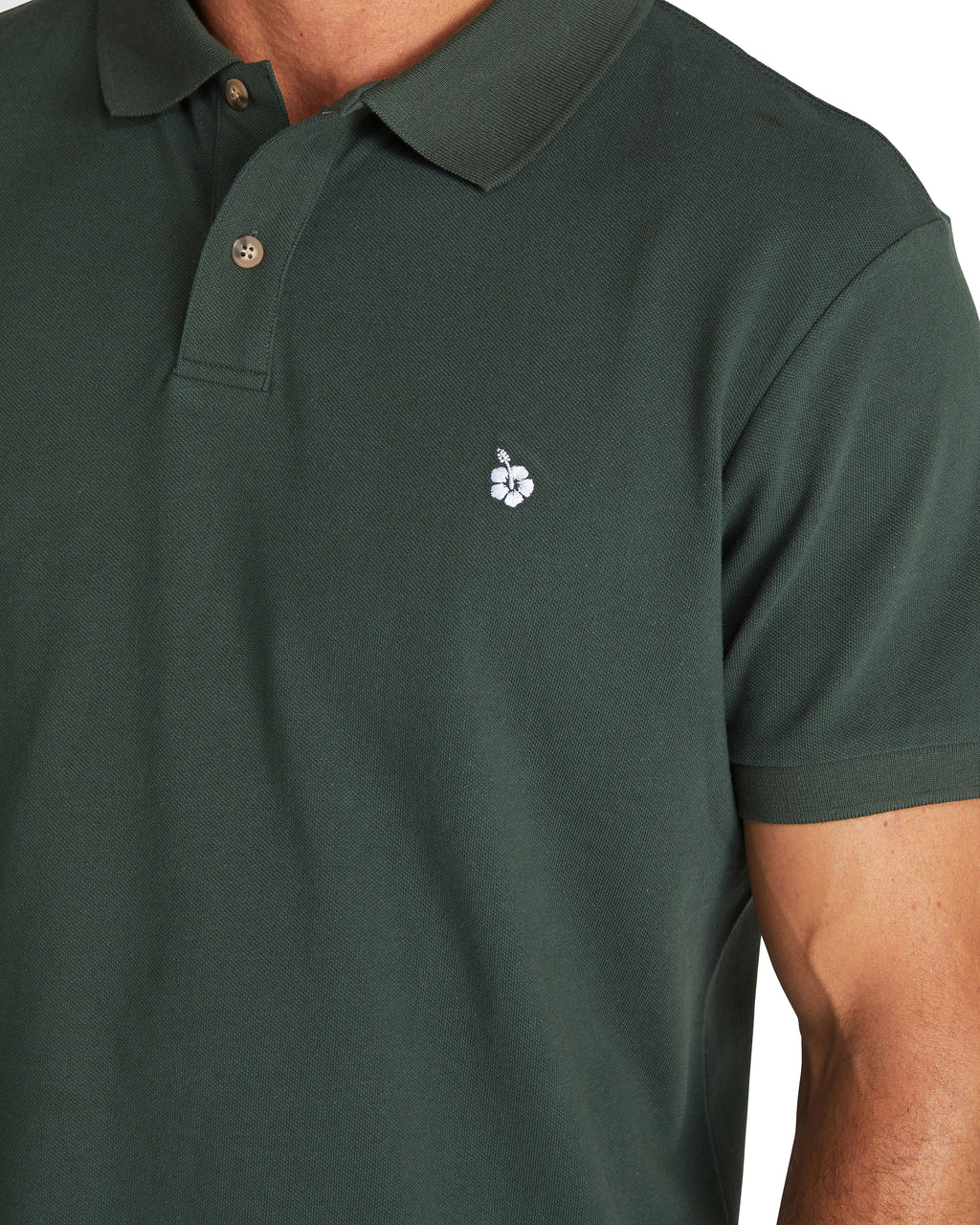 Polo Shirt - Classic - Green