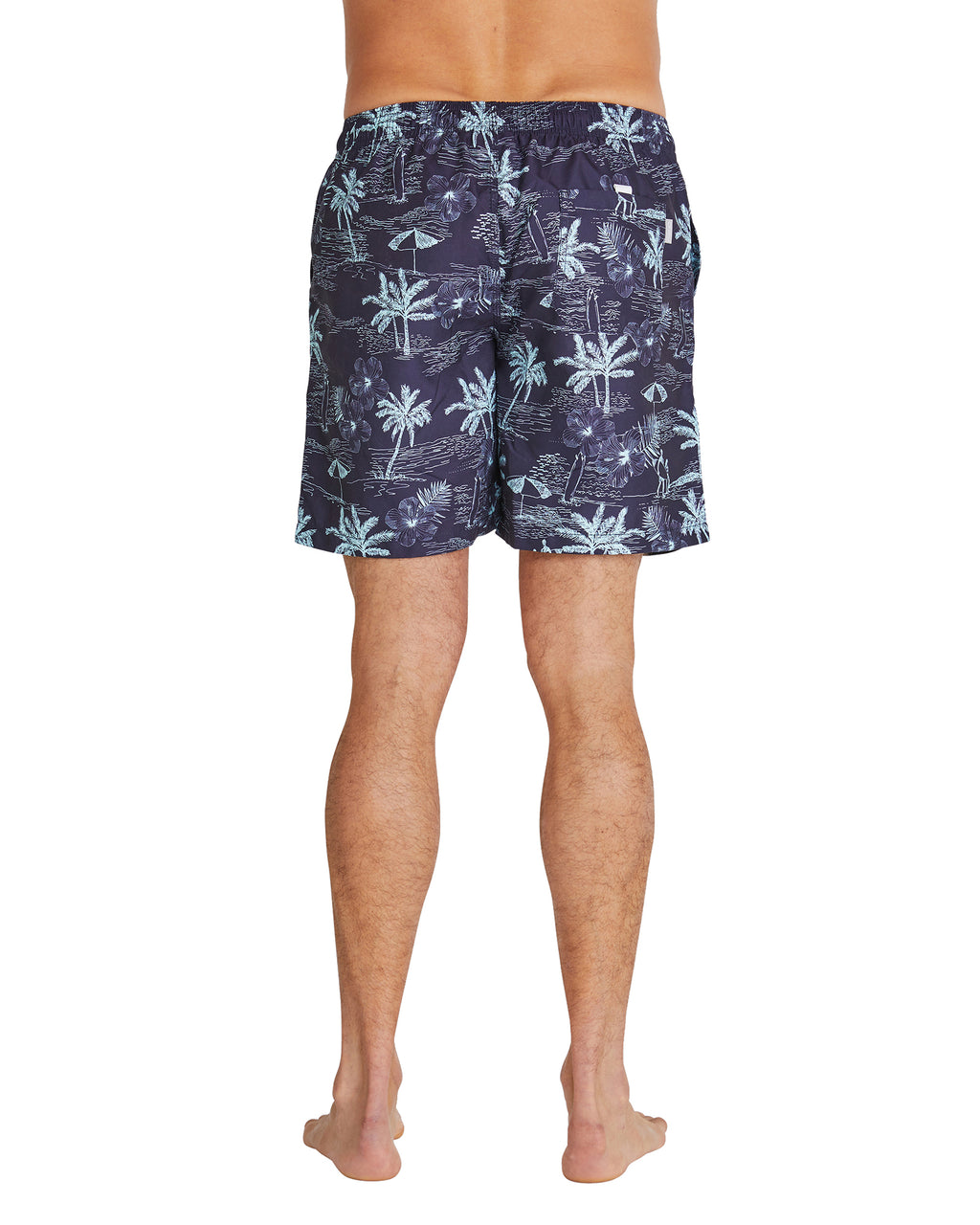 Swim Short - Capri - Navy