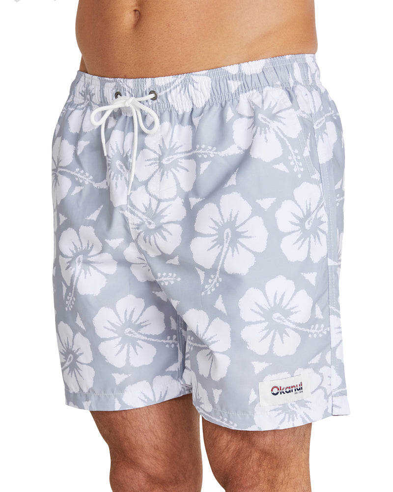 Swim Short - Classic - Cool Grey
