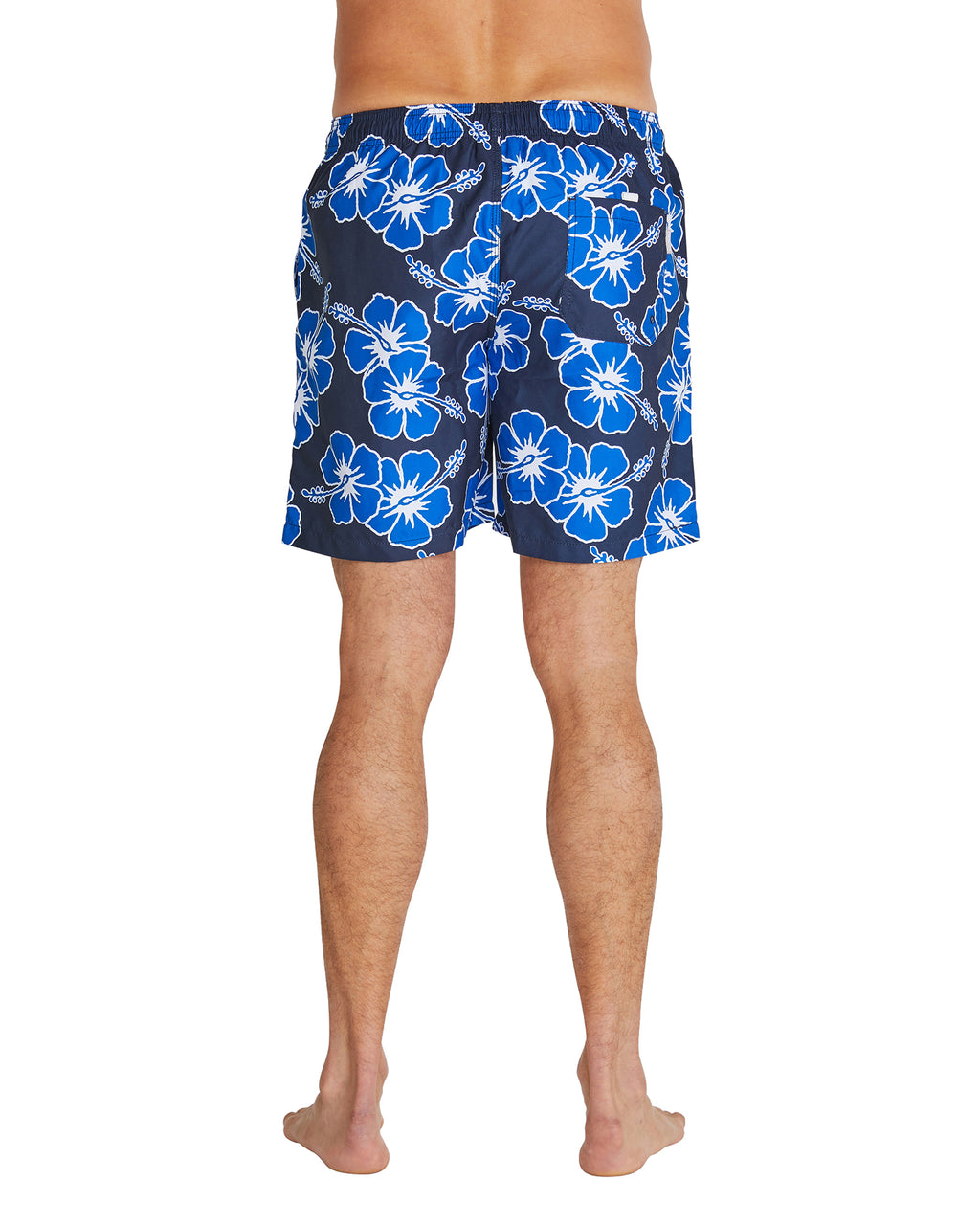 Swim Short - Way Back when - Navy/Blue