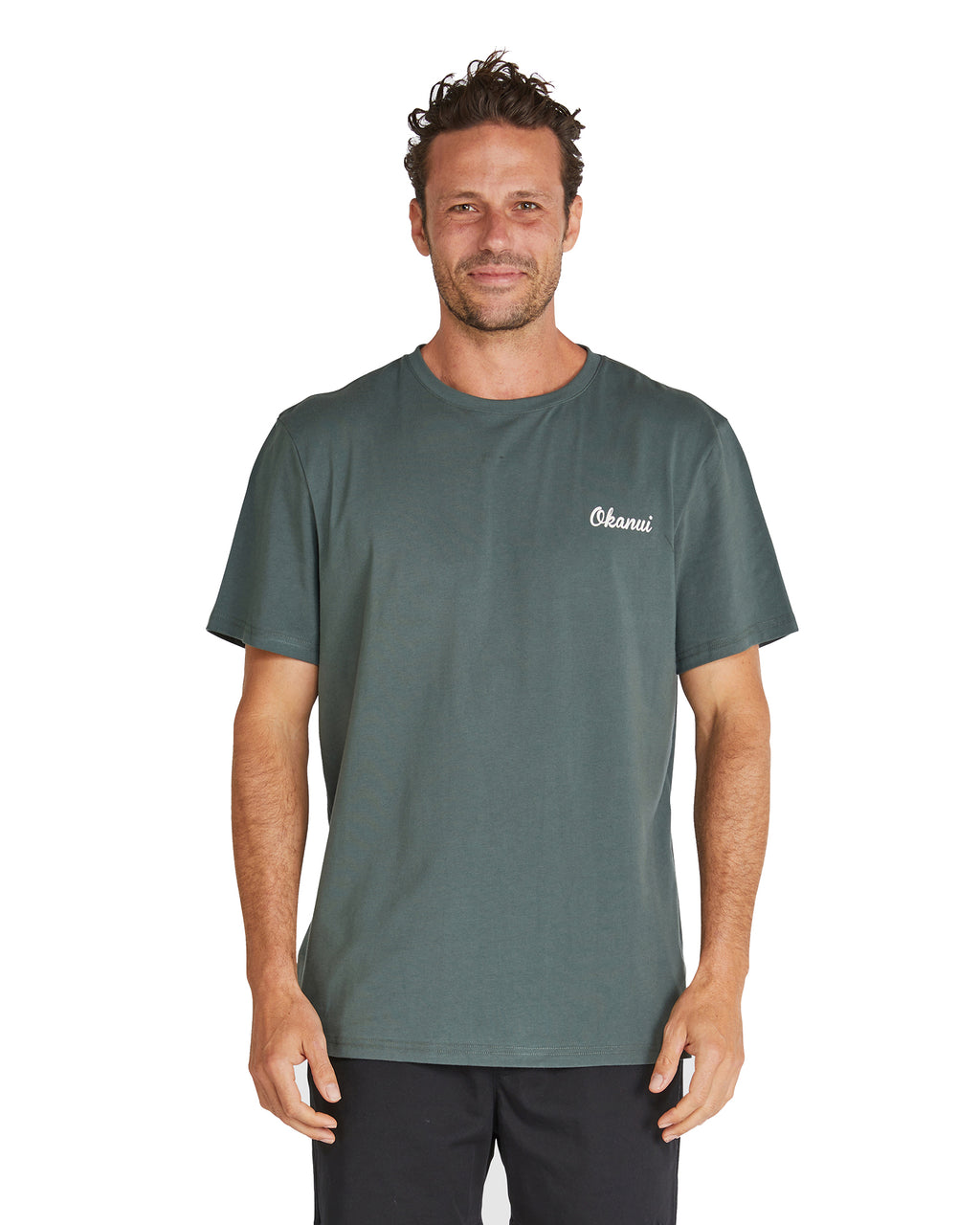 T's - Long Board - Leaf Green