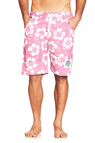 Classic Shorts - Hibiscus Pale Pink