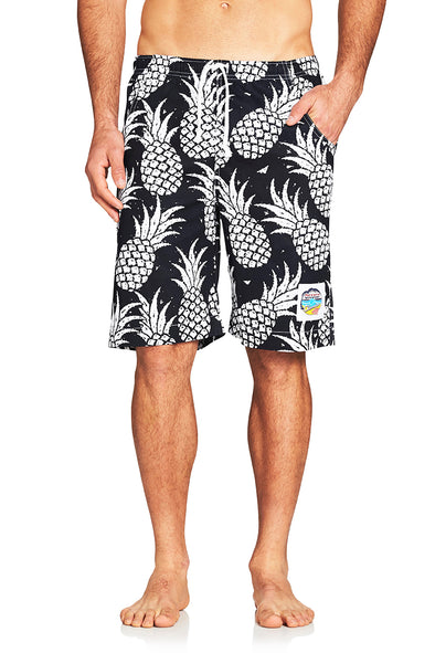 Classic Shorts - Pineapple Navy