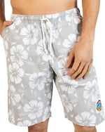 Classic Shorts - Hibiscus Cool Grey (NEW COLOUR)