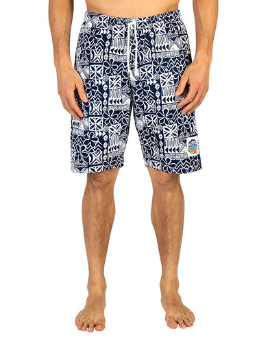 Classic Shorts - Pacific Navy (NEW STYLE)