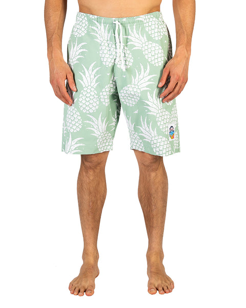 Classic Boardies - Pineapple Mint (NEW COLOUR)