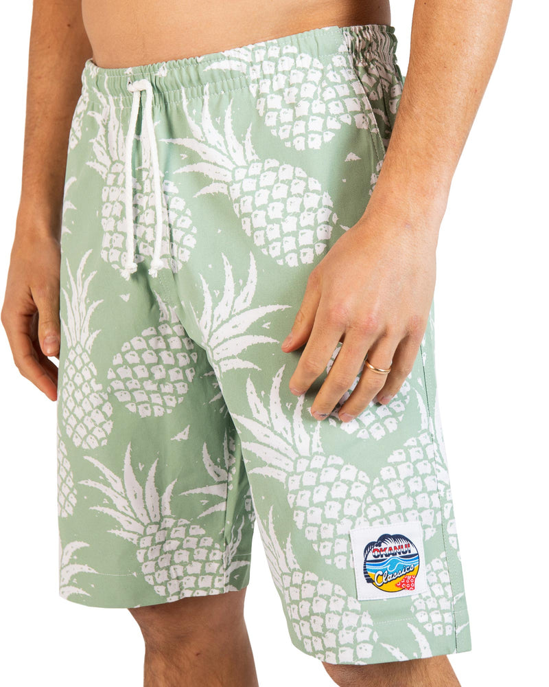Classic Shorts - Pineapple Mint (NEW COLOUR)