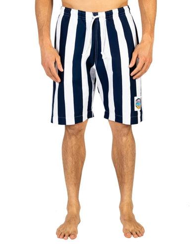 Classic Shorts - Stripes Navy (IT'S BACK)