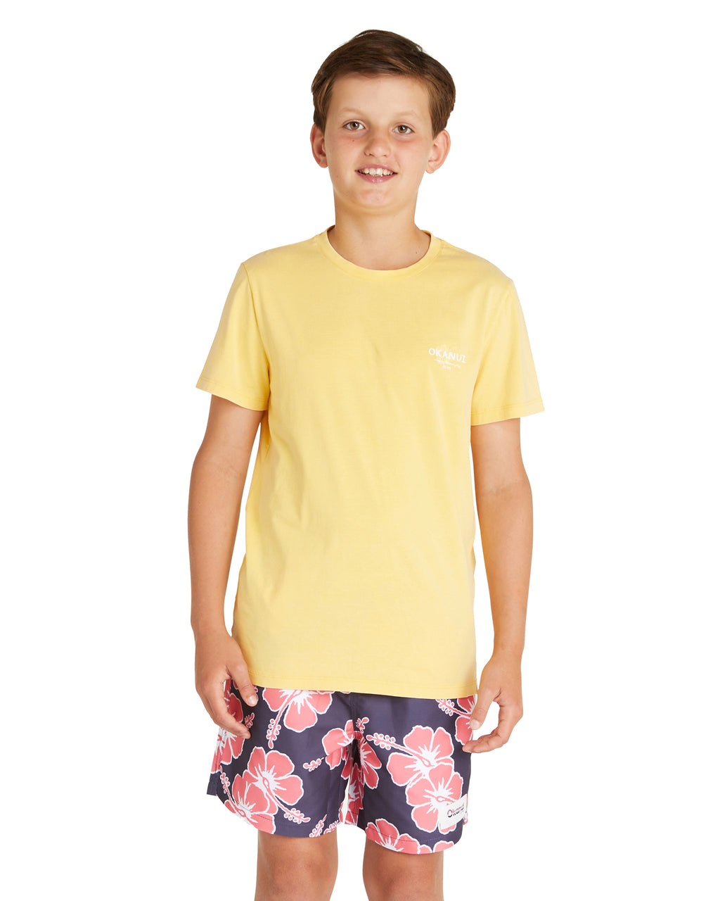 Kids T's - Escaping The Everyday - Mango
