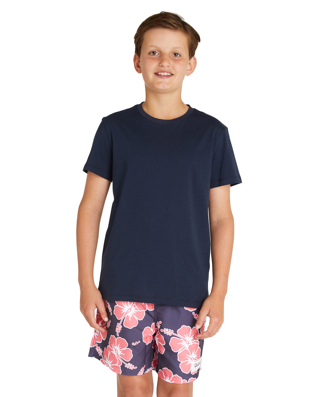 Kids T's - Sailor - Navy
